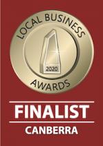 Canberra Local Business Award - Finalist 2020