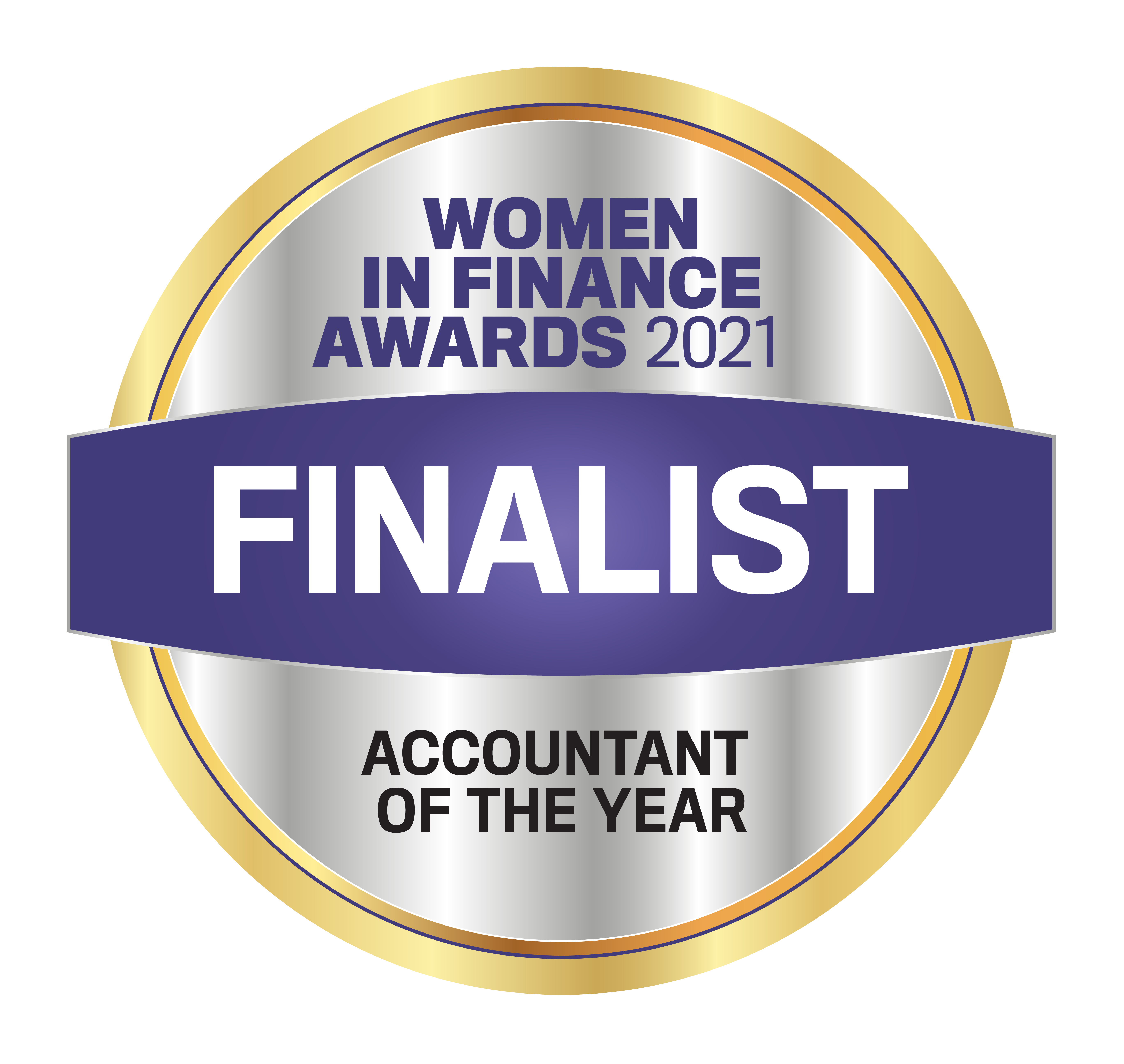 WFS accountant of the year 2021 finalist award
