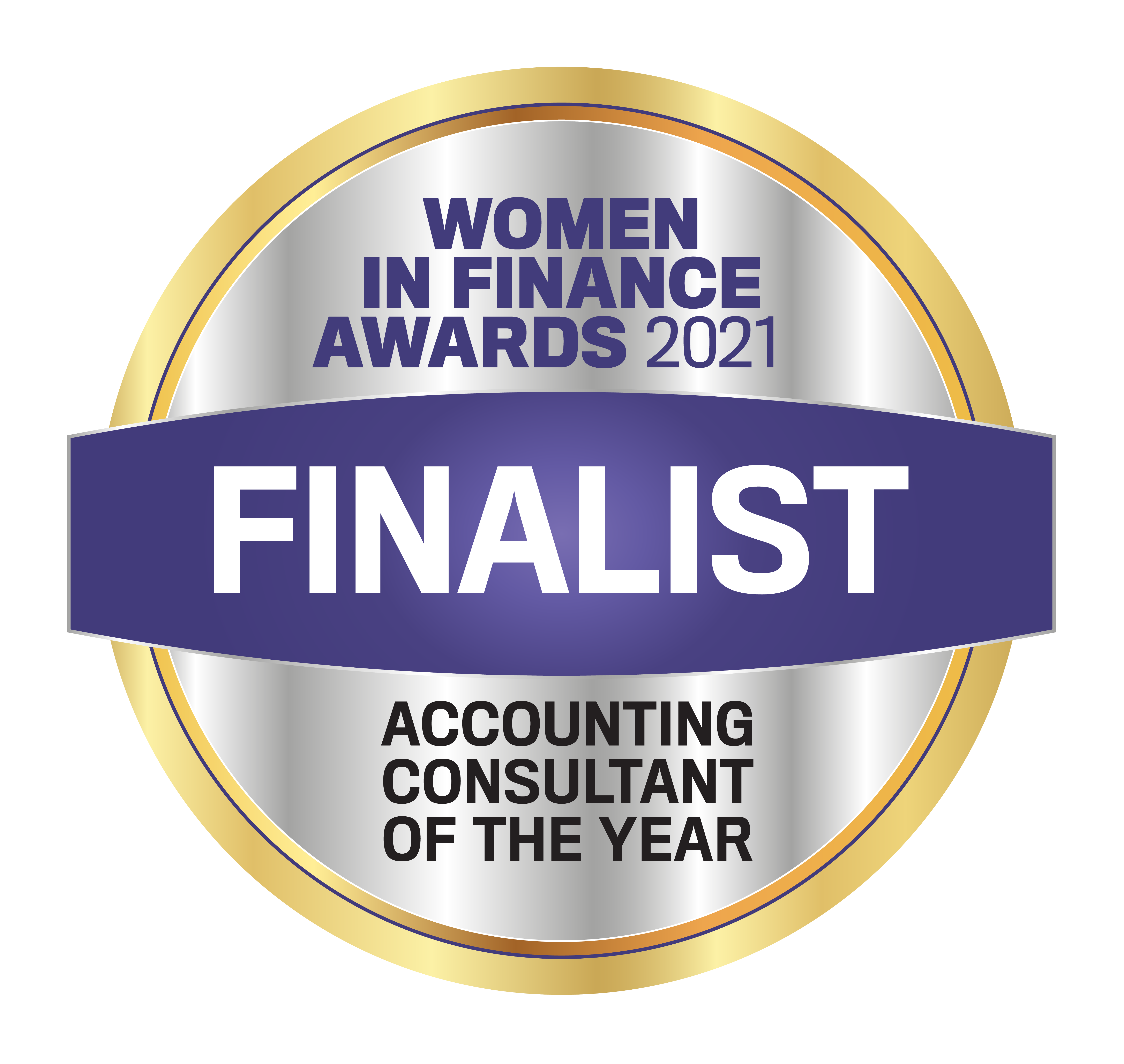 Finalist Accounting Consultant of the Year 2021 WIFA