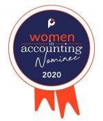 Wholistic Financial Solutions got nominated for Women in Accounting 2020 - Australia